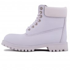 Женские Timberland 6 Inch Boot White