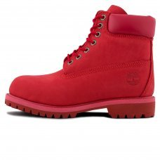 Женские Timberland 6 Inch Premium Boot Red