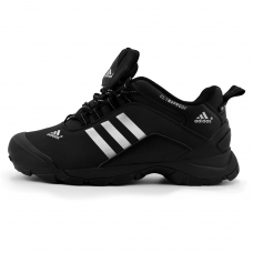 Зимние Adidas Terrex Climaproof Low Black/White