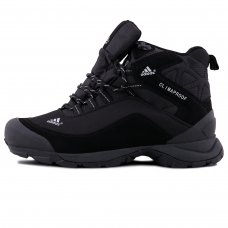 Зимние Adidas Terrex Climaproof High All Black