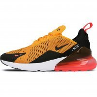 Фотография 1 Унисекс Nike Air Max 270 Gold Black