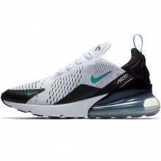 "Унисекс Nike Air Max 270 ""Teal"" Black/White"