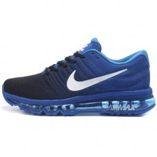 Унисекс Nike Air Max 2017 Blue/Black
