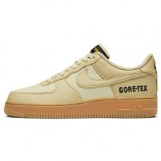 Мужские Nike Air Force 1 Gore-Tex Team Gold