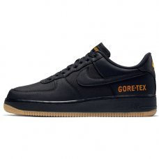 Мужские Nike Air Force 1 Gore-Tex Black