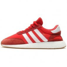 Мужские Adidas Iniki Runner Red/White