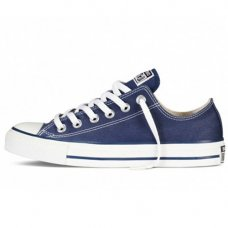 Фотография 1 Унисекс Converse All Star Chuck Taylor Low Blue