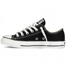 Унисекс Converse All Star Chuck Taylor Low Black/White