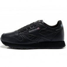 Унисекс Reebok Classic Leather All Black