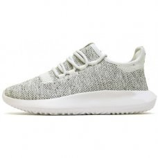 Унисекс Adidas Tubular Shadow Knit Grey/White