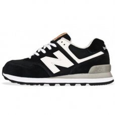 Фотография 1 Унисекс New Balance 574 Black/White